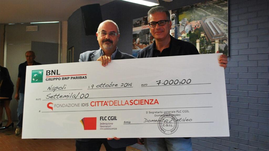 Campagna di crowdfunding per la ricostruzione del Science Centre